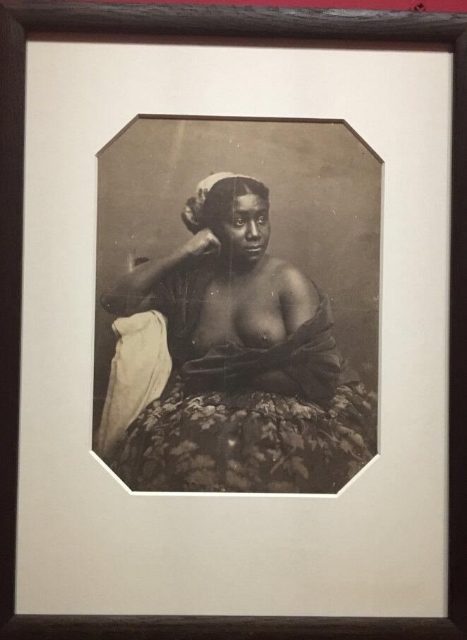 """maria"", photographiée par Félix Nadar, 1856-1859"