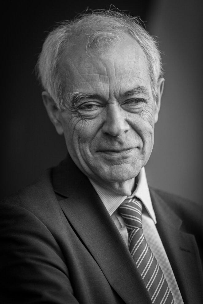 Jean-Marie Delarue a été Contrôleur général des lieux de privation de liberté de 2008 à 2014 et membre du Comité consultatif national d'éthique de 2013 à 2017. © Claude Truong-Ngoc (Wikimedia Commons)
