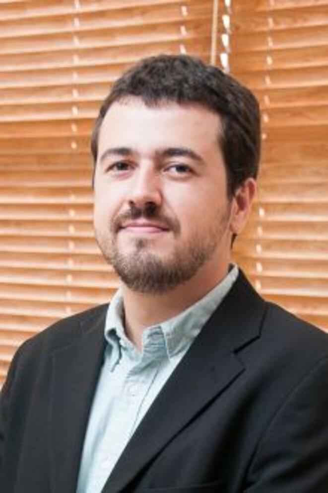 Luiz Fernando Marrey Moncau. © DR