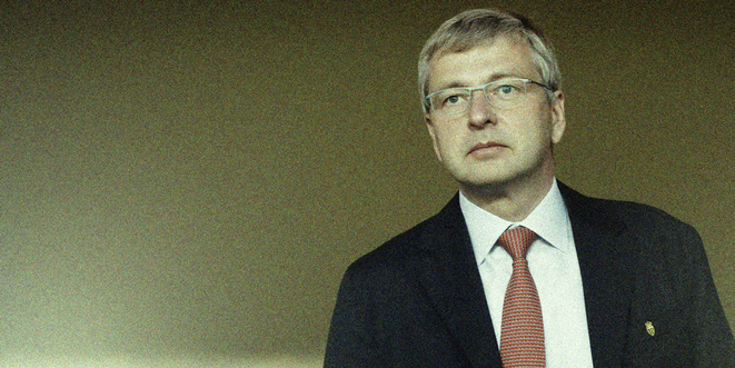Russian billionaire Dmitry Rybolovlev, president and majority shareholder of AS Monaco. © Reuters