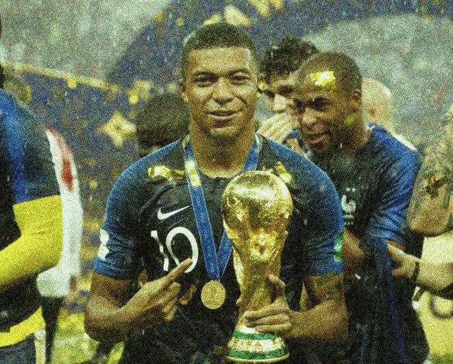 À 19 ans, Kylian Mbappé est champion du monde. © Reuters