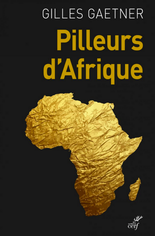 OUVRAGE PILLEURS D'AFRIQUE
