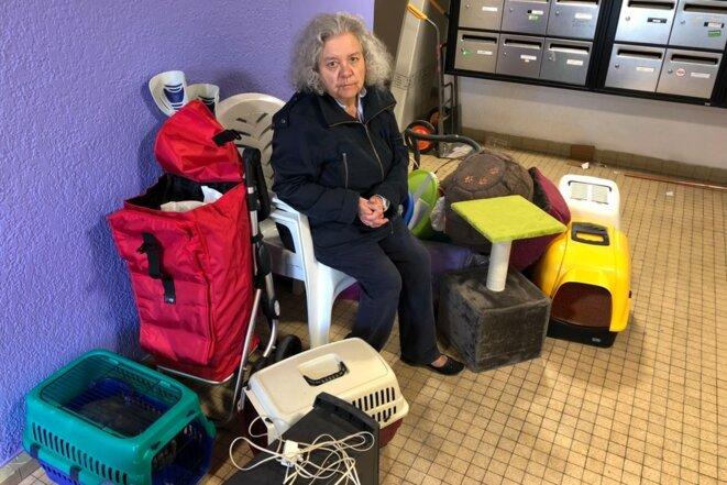 Vannes : une enseignante à la retraite expulsée la veille de la trêve hivernale