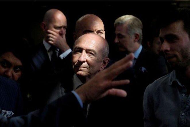 Gérard Collomb espère être réélu en 2020. © Reuters