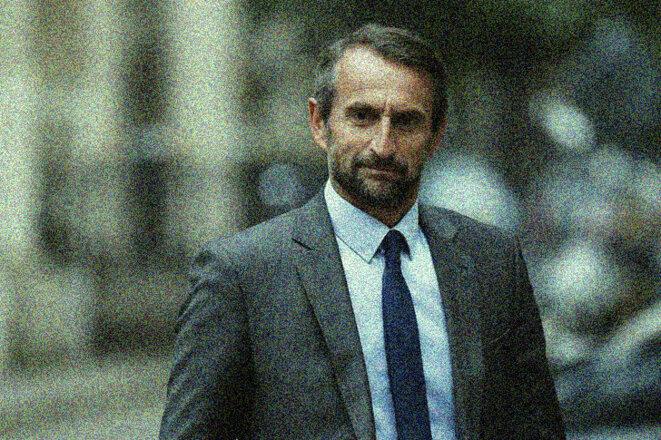 Jean-Claude Blanc, numéro 2 du PSG, a géré le dossier et l'a enterré. © Reuters