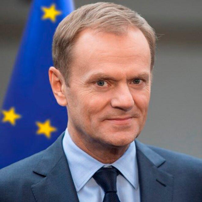 Donald Tusk, Président du Conseil Européen © Photo UE