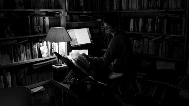 """""""Des voix dans le chœur - Éloge des traducteurs"""" d'Henry Colomer © Les Films du Paradoxe"""