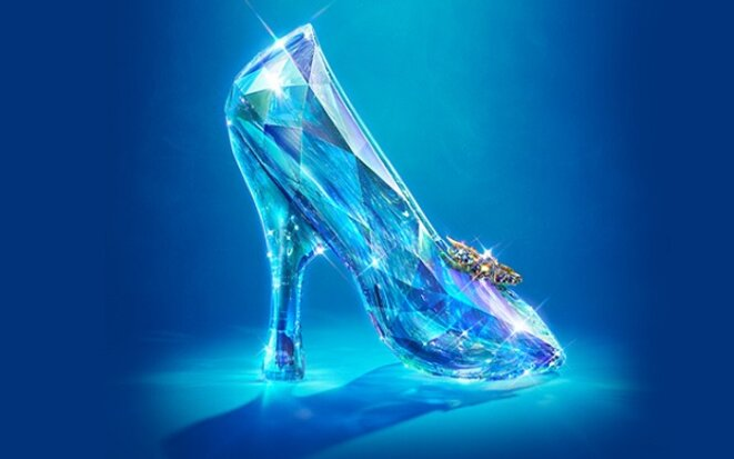 chaussure-de-verre