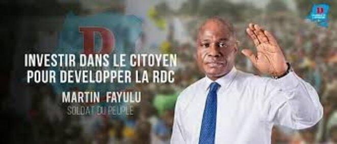 Martin Fayulu © EciDe