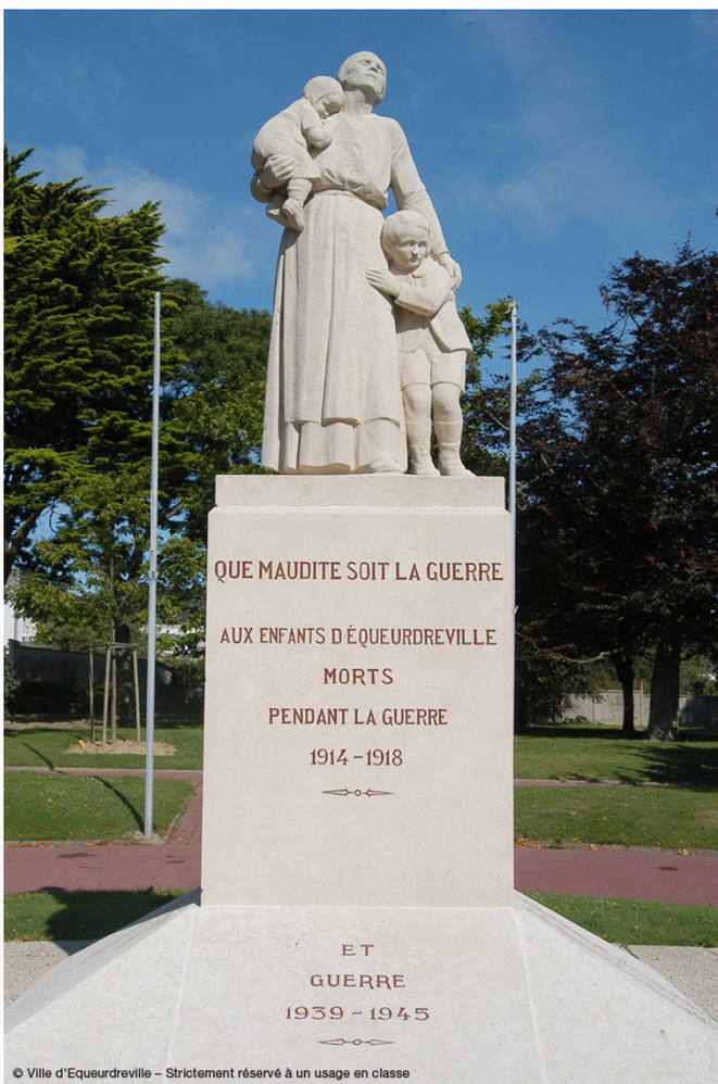 © Ville d'Equeurdreville-Hainneville, Manche