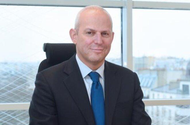 Le directeur général de la santé, Jérôme Salomon. © (dr)
