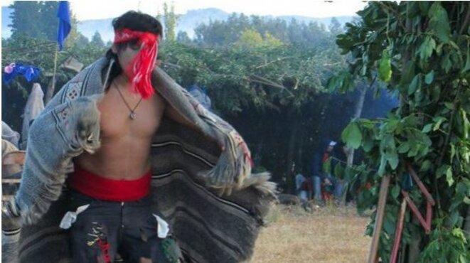 """Camilo Catrillanca, de 24 años, asesinado por """"Comando Jungla"""" de Carabineros © El Mostrador"""