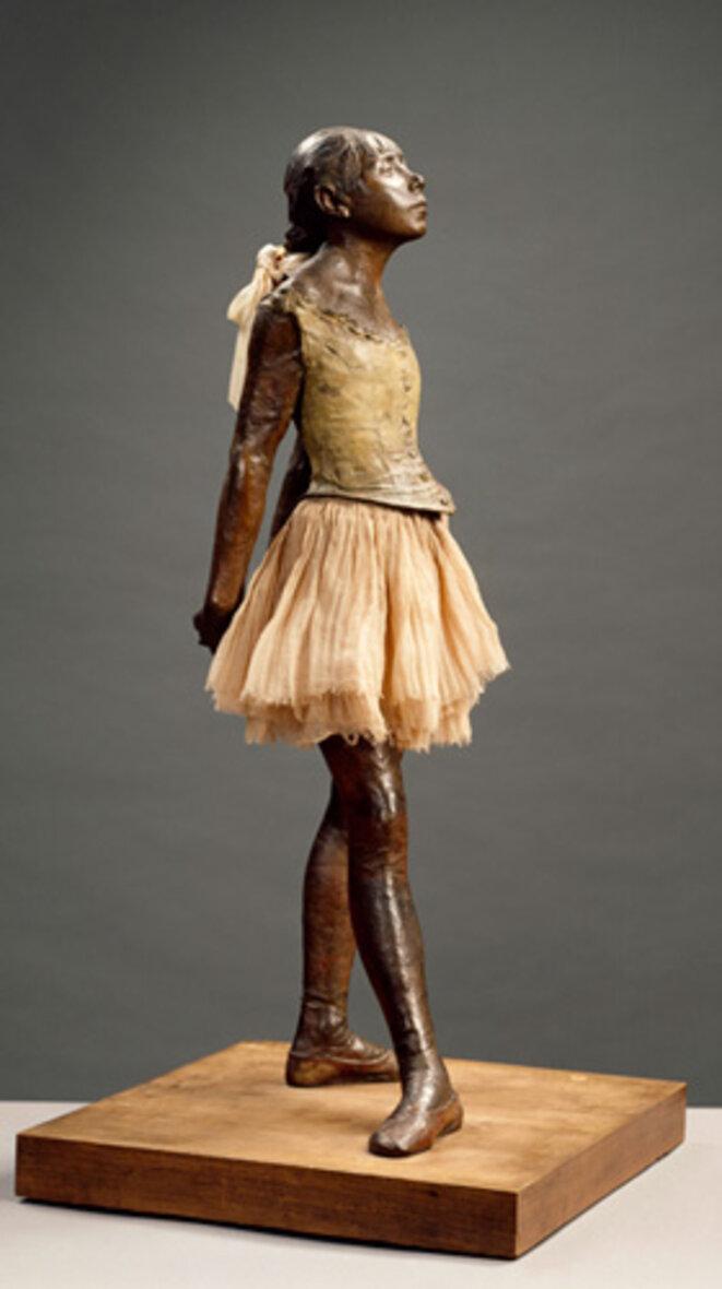 La petite danseuse de 14 ans, Degas