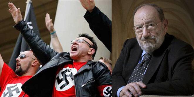L'Ur-fascisme dénoncé par le professeur Umberto Eco
