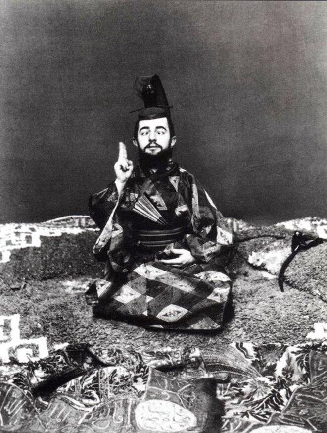 Autoportrait, Henri de Toulouse Lautrec