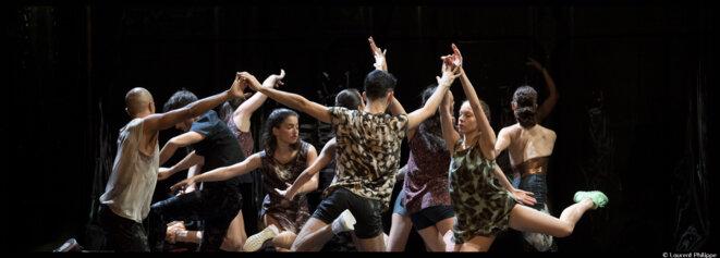 Le Ballet de Lorraine ouvre sa saison avec Plus Plus, un triptyque tous azimuts © Laurent Philippe
