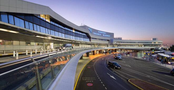 Aeroport de Toulouse © Inconnu