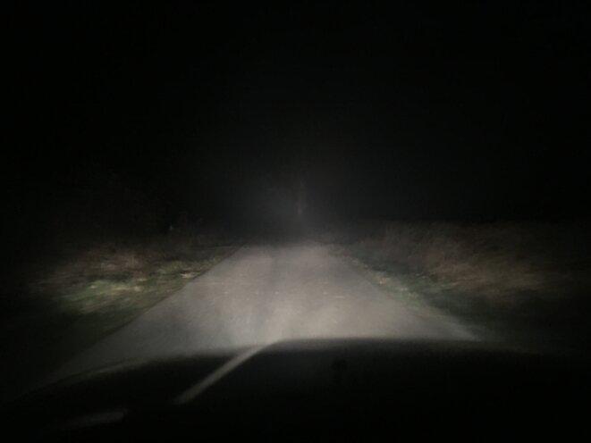 La route au bout du Monde