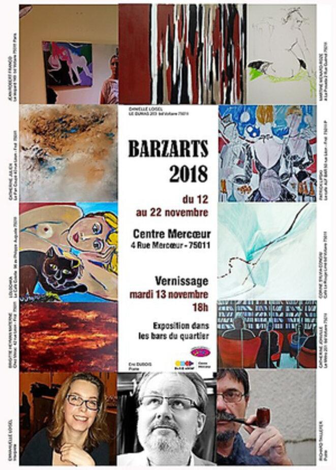 Barzarts 2018 - DR