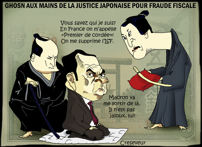 carlos-ghosn-arrete-au-japon-2
