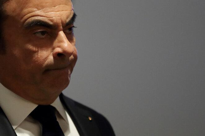 Carlos Ghosn, el máximo responsable de Renault y Nissan. © Reuters/Gonzalo Fuentes