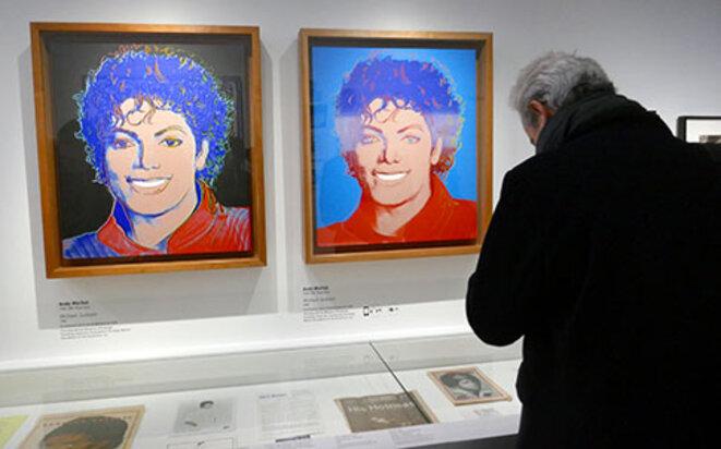 Au Grand Palais, l'art contemporain fan de Michael Jackson — Paris