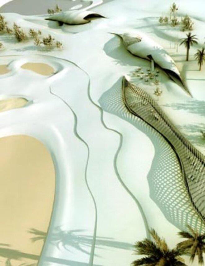 Toyo Ito, projet pour la Caracola