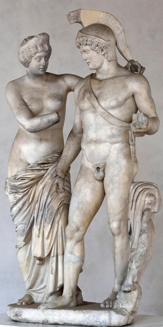 14-Vénus et Mars Rome
