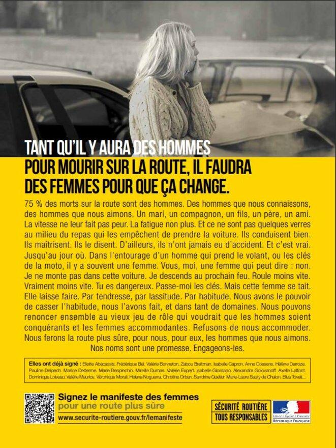 manifeste-femme-securite-routiere