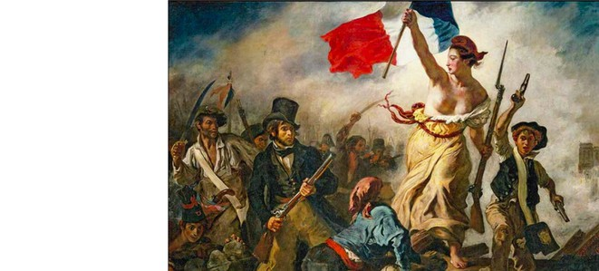 La France dans la révolte © Gene Reynaud
