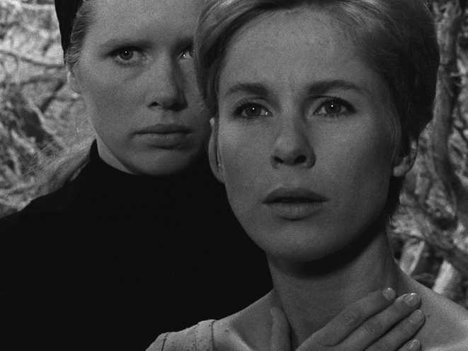 Persona (1966) © Igmar Bergman - Criterion Collection
