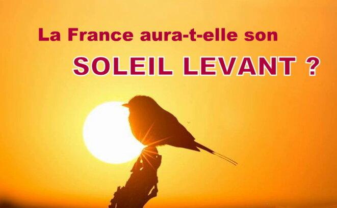 Soleil levant pour la France ? © Gene Reynaud