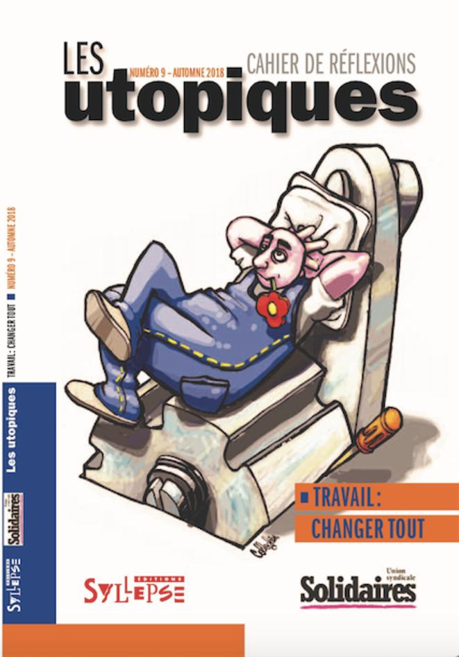 « Les Utopiques » n°9, automne 2018