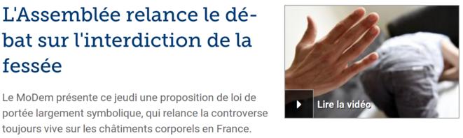 http://www.lefigaro.fr/actualite-france/2018/11/29/01016-20181129ARTFIG00055-l-assemblee-relance-le-debat-sur-l-interdiction-de-la-fessee.php