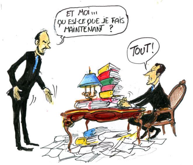 Édouard Philippe © Calvi