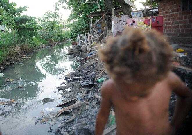 Près de 15% des Brésiliens vivent sous le seuil de pauvreté extrême. © Agencia Brasil