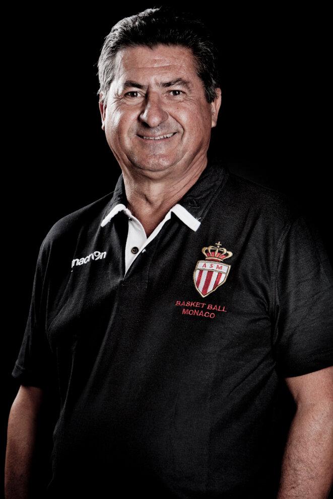 Christian Carpinelli, désormais responsable de la sécurité du Basket Ball Monaco club