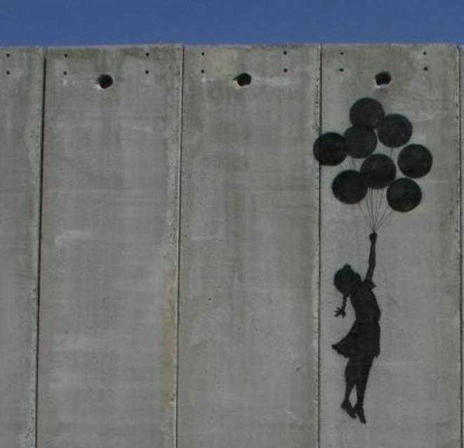 © Banksy