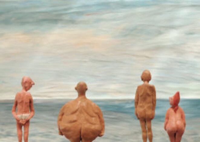 "Izabela Plucinska, ""7 More Minutes"", 2008, film d'animation, 7'05'', sans dialogue. © Izabela Plucinska"