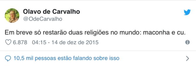 tweet-olavio