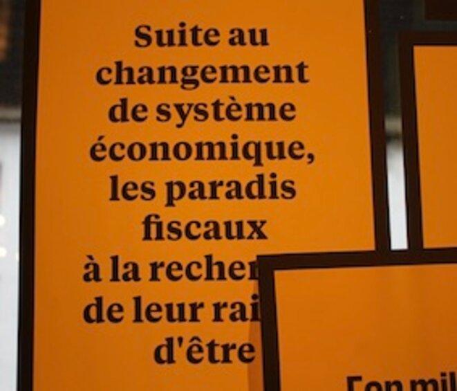 Cabinet de curiosités économiques
