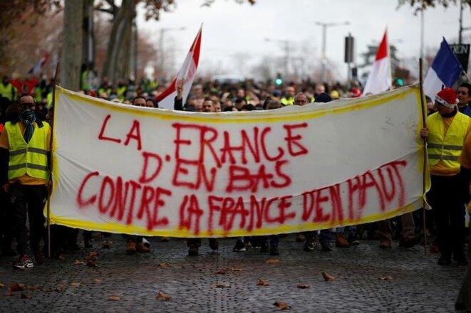 À Paris le 1er décembre. © Reuters