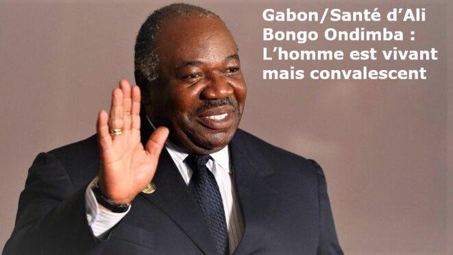 Gabon - Son Excellence Ali BONGO ONDIMBA, Président de la République, Chef de l'Etat
