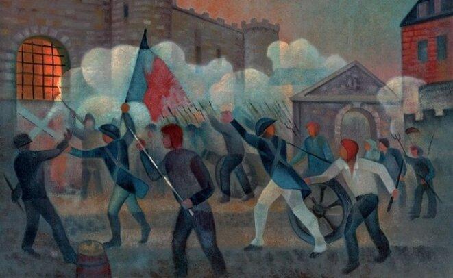 La révolution française © Gene Reynaud