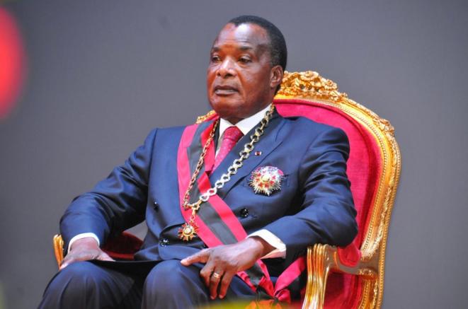 Le despote Sassou-Nguesso