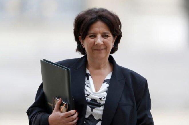 La ministre de l'enseignement supérieur Frédérique Vidal. © Reuters / photo d'archives