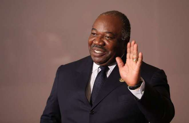 Photo PR Ali Bongo Ondimba