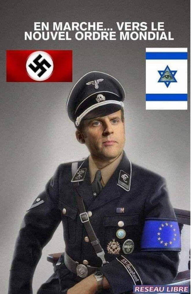macron-dictateur