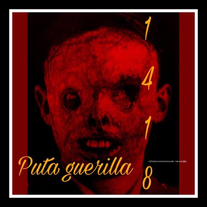 Elvis Comica - Inspiration du groupe Puta Guerilla