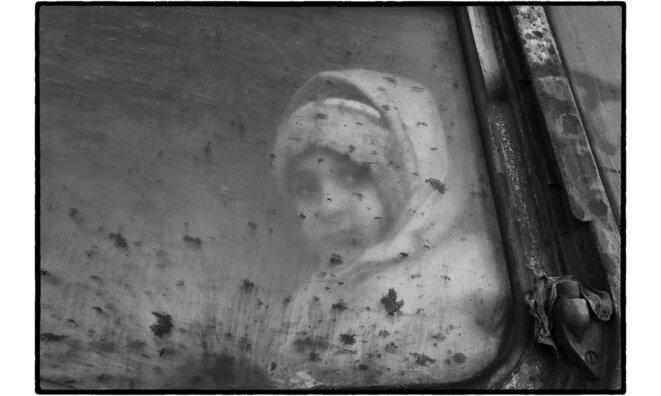 Displaced : femmes en exil © Marie Dorigny